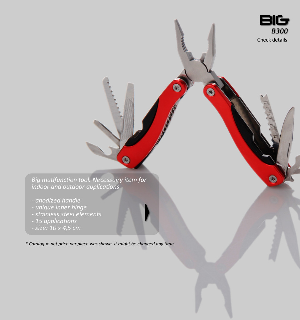 B300 BIG MULTITOOL